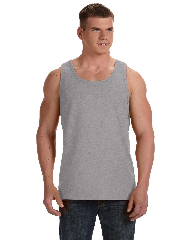BLANK mans Alstyle Adult Tank Top Plain Muscle Gym Tank Top AL1307